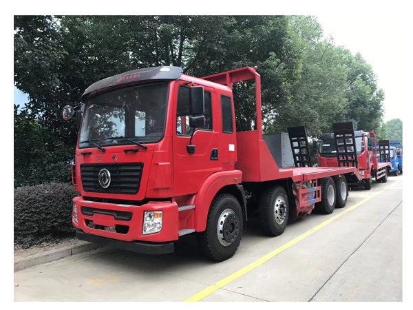 Dongfeng DFAC 25 Ton Excavator Carrier Lorry For Sales